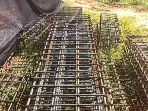 Rebar for Window Lintels